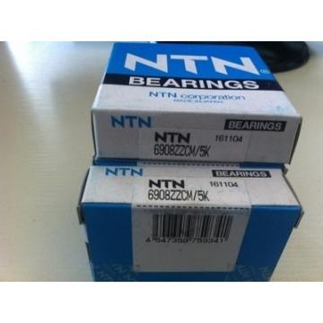 6203 LLUC3/5K NTN Deep Groove Ball Bearing